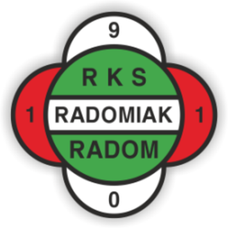 Radomiak Radom - Image: Radomiak