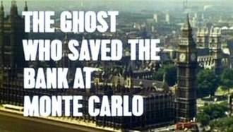The Ghost Who Saved the Bank at Monte Carlo - Image: Randall Hopkirk 11