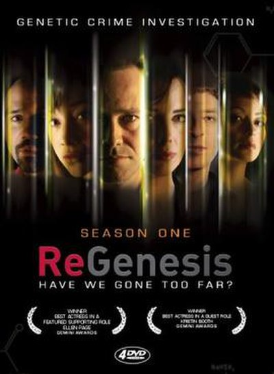 Picture of a TV show: Regenesis