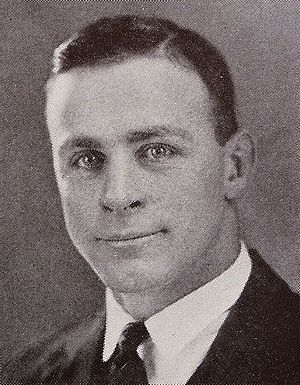 Dick Barker - Barker from the 1925 Michiganensian