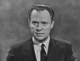 Robert King High - Robert King High during 1964 Florida Democratic gubernatorial debate