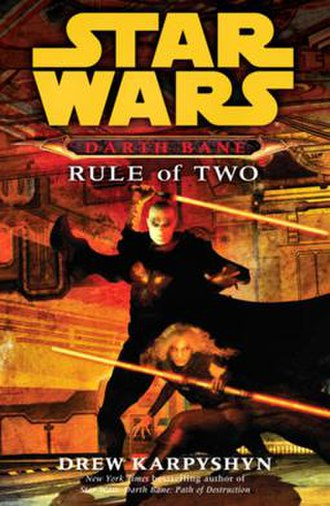 Star Wars: Darth Bane: Rule of Two - Image: Ruleof Two