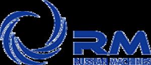 Russian Machines - Image: Russian Machines logo