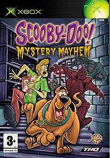 <i>Scooby-Doo! Mystery Mayhem</i>