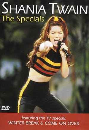 The Specials (Shania Twain video) - Image: ST Specials