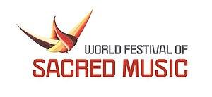 World Sacred Music Festival - Festival logo