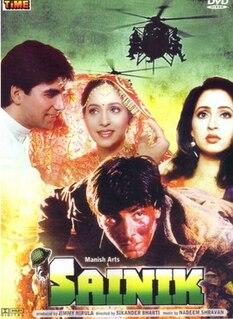 <i>Sainik</i> 1993 film by Sikander Bharti