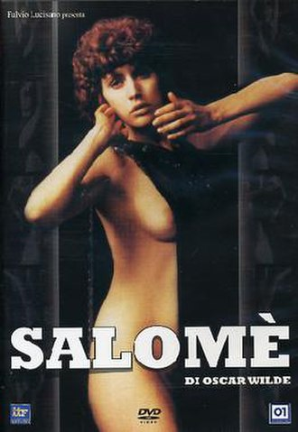 Salomè (1986 film) - DVD cover