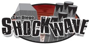 San Diego Shockwave - Image: San Diego Shockwave 3