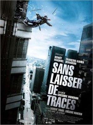 Sans laisser de traces - Film poster