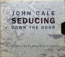 Compilation album by John Cale & Seducing Down the Door - Wikipedia Pezcame.Com
