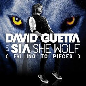 She Wolf (Falling to Pieces) - Image: She Wolf(Fallingto Pieces)
