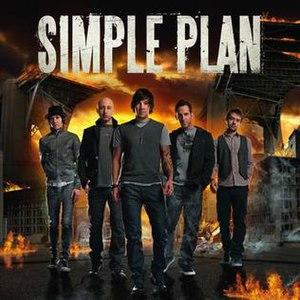 Simple Plan (album) - Image: Simple Plan album cover