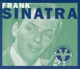The Columbia Years 1943–1952: The V-Discs - Image: Sinatravdiscs 194352