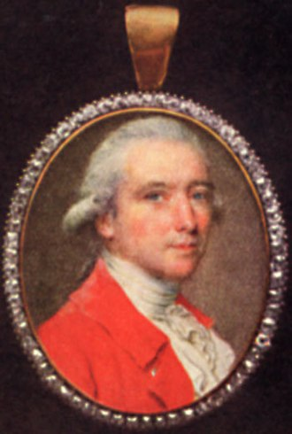 Robert Brooke (East India Company officer) - Sir Robert Brooke probably c.1788, by John Smart.