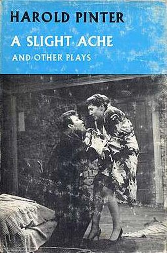 A Slight Ache - First edition cover
