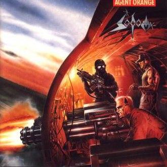 Agent Orange (album) - Image: Sodom Agent Orange