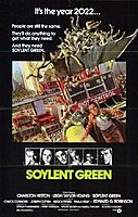 Picture of a movie: Soylent Green