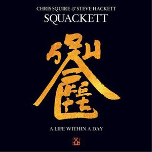 A Life Within a Day - Image: Squackett cover