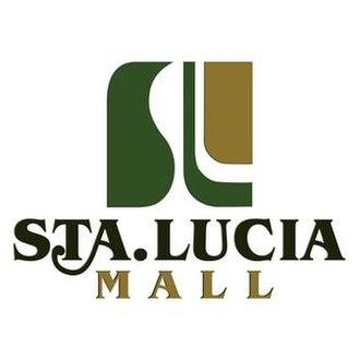 Sta. Lucia East Grand Mall - Image: Sta. Lucia Mall Logo