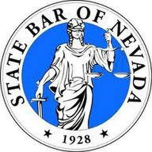 State Bar of Nevada - Image: State Bar of Nevada Logo