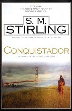Conquistador (novel) - Image: Stir 0451459083
