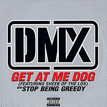 DMX featuring Sheek Louch - Get at Me Dog (studio acapella)