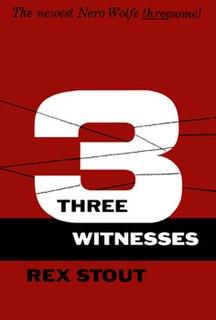 <i>Three Witnesses</i> (book)
