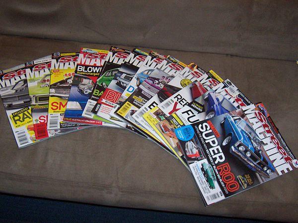 machine magazine