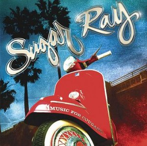 Music for Cougars - Image: Sugar ray music for cougars 2009