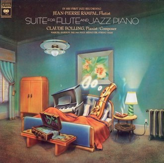 Suite for Flute and Jazz Piano Trio - Image: Suite For Flute And Jazz Piano 1