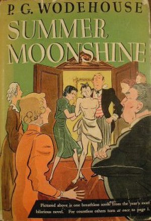 Summer Moonshine - First US edition