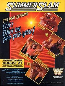Image result for wwf summerslam 1990