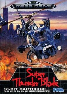 <i>Super Thunder Blade</i> 1988 video game