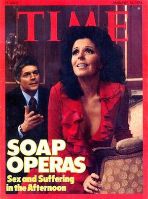 Julie Olson Williams - Doug and Julie as they appeared the cover of Time on January 12, 1976.
