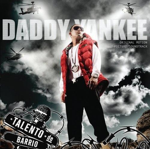 Talento de Barrio (soundtrack) - Image: Talento De Barrio OST2008