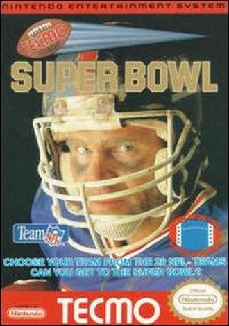 Tecmo Super Bowl - Tecmo Super Bowl