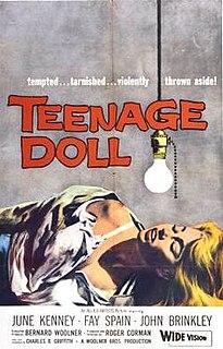 <i>Teenage Doll</i> 1957 film by Roger Corman