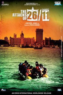The Attacks Of 26-11 Hindi Movie Poster