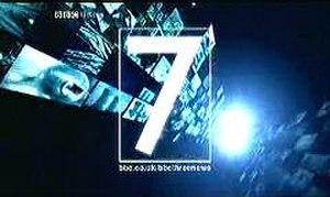The 7 O'Clock News - Image: The 7 O'Clock News