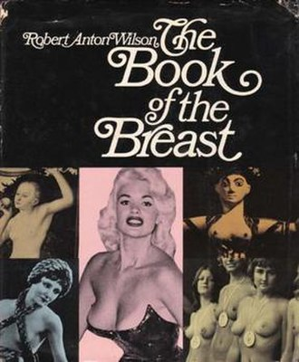 Ishtar Rising - Image: The Book of the Breast (cover art)