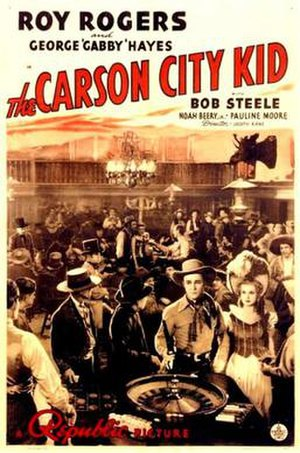 The Carson City Kid - Image: The Carson City Kid