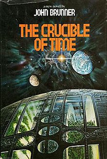 The Crucible of Time - John Brunner 1983 cover.jpg
