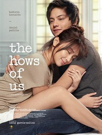 The Hows of Us - Theatrical release poster