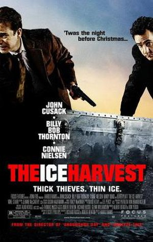 The Ice Harvest - Theatrical release poster