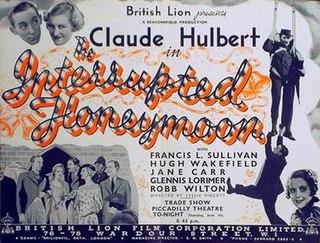 <i>The Interrupted Honeymoon</i> 1936 film by Leslie S. Hiscott