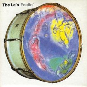 Feelin' - Image: The La's Feelin' cover
