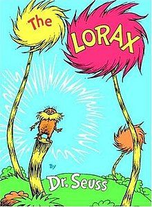 Image result for the lorax book