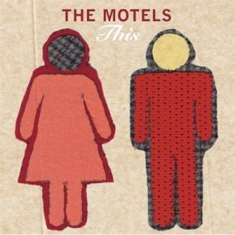 This (The Motels album) - Image: The Motels This