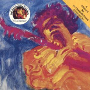 The Jimi Hendrix Concerts - Image: The jimi hendrix concerts 1982